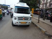 Tempo Traveller hire 12 seater car rentals in Bangalore-09036657799