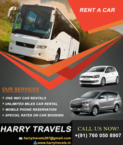 Get Best Deals on Tour and Travels Packages at Harry Travels