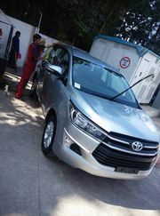 Crysta Car Rentals in Bangalore -crysta outstation car hire 9036657799