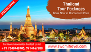 Thailand Tour Packages - Book Now at Discounted Price