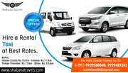 Hire A Rental Taxi At Best Rates - Call Now