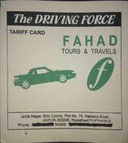 Fahad Tour and Travels