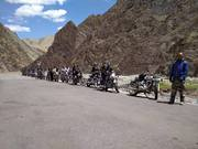 Glory Bike Ride - Leh-Ladakh 8N/9D Bike Tour Package Book Now