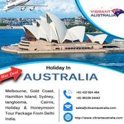 Travel agency for Australia tours