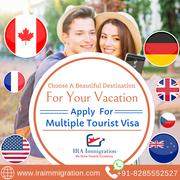 Apply Now for Canada tourist visa