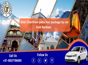 Best char dham yatra tour package by car from haridwar