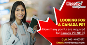 Looking for a Canada PR,  how many points are required for Canada PR 20