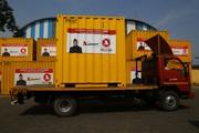 Lorry rental - TruckingCube