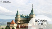 Get Slovakia Visa Services at Affordable charges