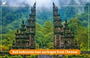 Bali Indonesia tour packages from Chennai | Shoes On Loose