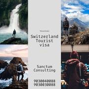 Get Top-notch Switzerland Tourist visa services from Sanctum