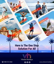 Vibrant Holidays - Travel Packages | Holiday Package Booking
