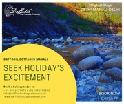 Manali Holiday Excitement Tour Package