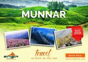 Munnar tour packages from Chennai | Origin Tours