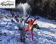 kedarkantha trek:Kedarkantha Trek by Indiahikes