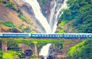 Dudhsagar Waterfall Trip In Goa