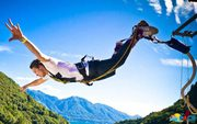 7 Best Places To Do Bungee Jumping in India