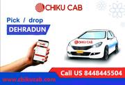 Book Dehradun Taxi Service at most affordable fare