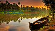 Backwaters,  Beaches & Hills of Kerala..