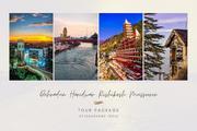 Haridwar Rishikesh Dehradun Mussoorie Tour Packages