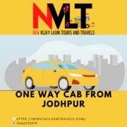 One Way Cab From Jodhpur   New Vijay Laxmi Tevels