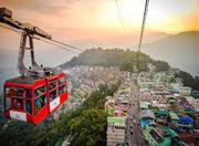 Gangtok to Darjeeling : Monasteries and Peaks Tour package.