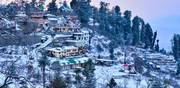 ENJOY SHIMLA HILLS WITH LESS PRICE TOUR PACKAGE WITH MAINS