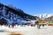 MANALI VOLVO TOUR PACKAGE WITH FAMILY package.