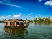Backwaters,  Beaches & Hills of Kerala family package.