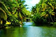 Backwaters,  Beaches & Hills of Kerala  limited slot