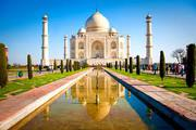 Heritage of Agra & Jaipur to Bharatpur Sanctuary BEST tour package.