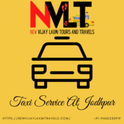 Taxi Service At Jodhpur   New Vijay Laxmi Travels
