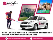 Book Taxi for Local & Outstation at affordable Price in Mumbai