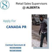 Apply for Retail sales supervisors in Canada