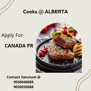 Apply for Cooks in Canada