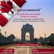 Top Immigration Consultants Delhi for Canada,  Novus Immigration Delhi