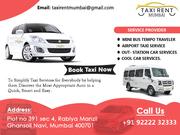 Book Cab From Mumbai airport to Shirdi