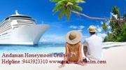Andaman Honeymoon Cruise Tour Package