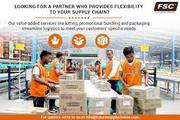 Industries We Cater - FSC India