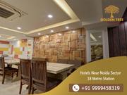 Hotels Near Noida Sector 18 Metro Station